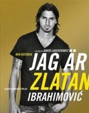 Zlatans bok – Jag är Zlatan