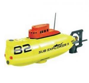 radiostyrd ubåt