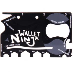 Wallet-Ninja-Multiverktyg