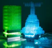 Byggklossar LED