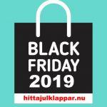 Black friday 2019 erbjudanden