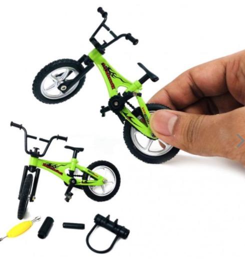 BMX fingercykel