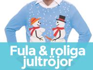 Fula & roliga jultröjor
