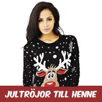 Jultröja dam - Fula & roliga jultröjor till henne