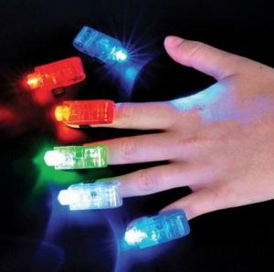 lysande-led-fingrar
