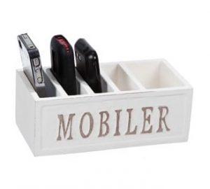 Mobillåda i trä
