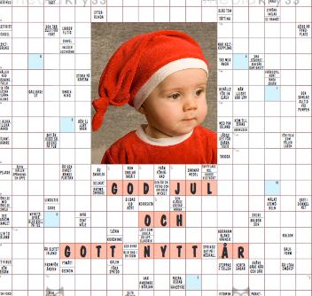 flickvän julklapp 2013 Höganäs