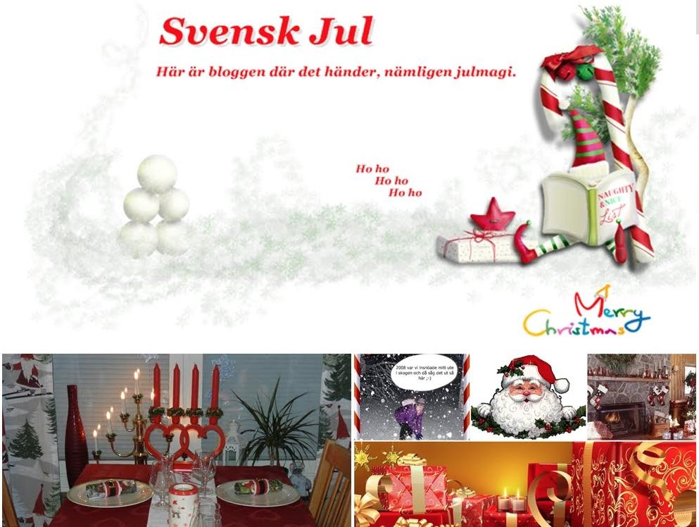 svenskjul-blogspot