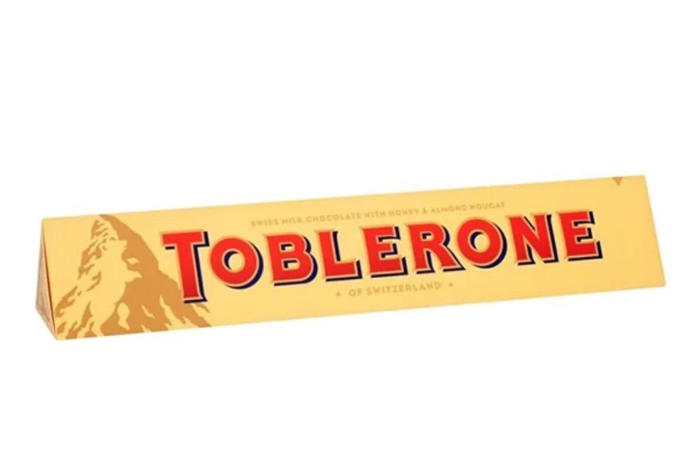Toblerone stor