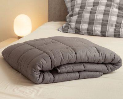 tyngdtäcke - vikt 5,7,9,11 kg för bättre sömn